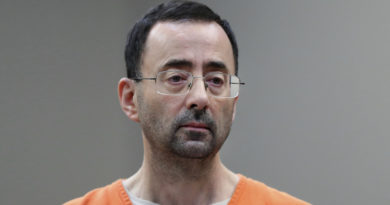FBI's Handling of Larry Nassar's Sex Abuse Is Awful